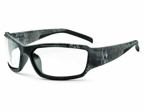 Ergodyne Skullerz Thor Safety Glasses with Camo Frame