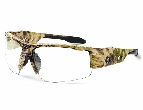 Ergodyne Skullerz Dagr Safety Glasses with Camo Frame