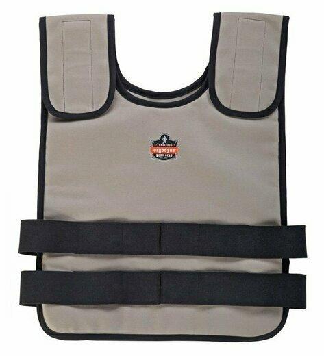 Ergodyne Chill-Its 6202 Khaki Vest