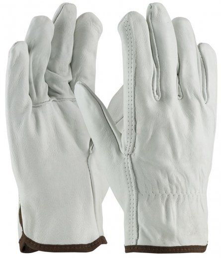 PIP 68-101 Superior Grade Top Grain Cowhide Drivers Gloves