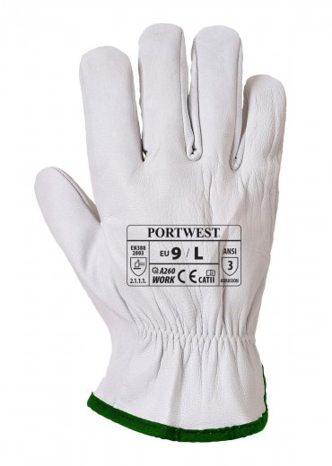 Portwest A260 Oves Leather Driver Gloves