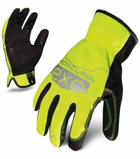 Ironclad EXO Public Safety Utility Hi Vis Gloves