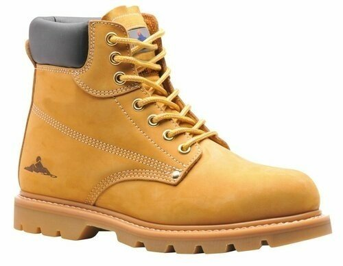Portwest FW17 Leather Steelite Welted Safety Boot