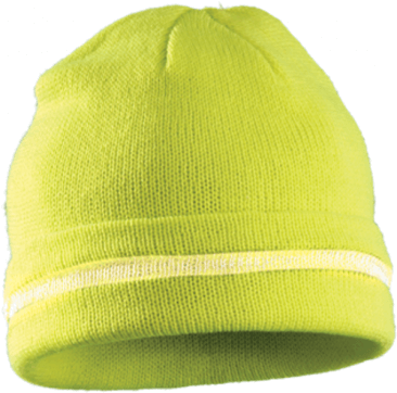 Occunomix Hi Vis Acrylic Knitted Cap