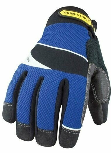 Youngstown Waterproof Winter Kevlar Lined Gloves Cut Level 3+